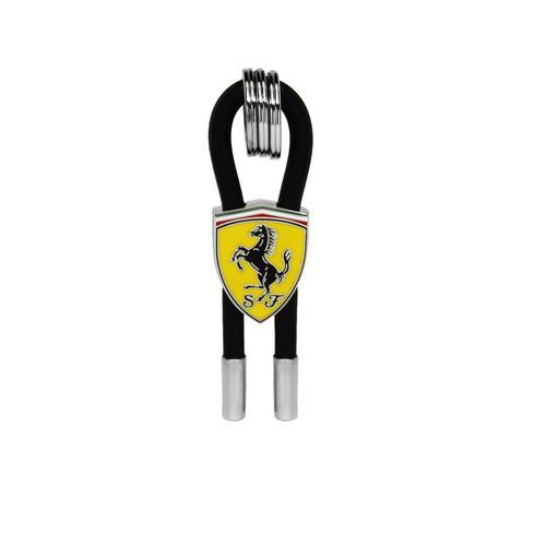Scuderia Ferrari Rubber Strap Key Ring