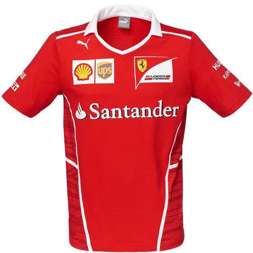 Scuderia Ferrari Team T-Shirt 2017