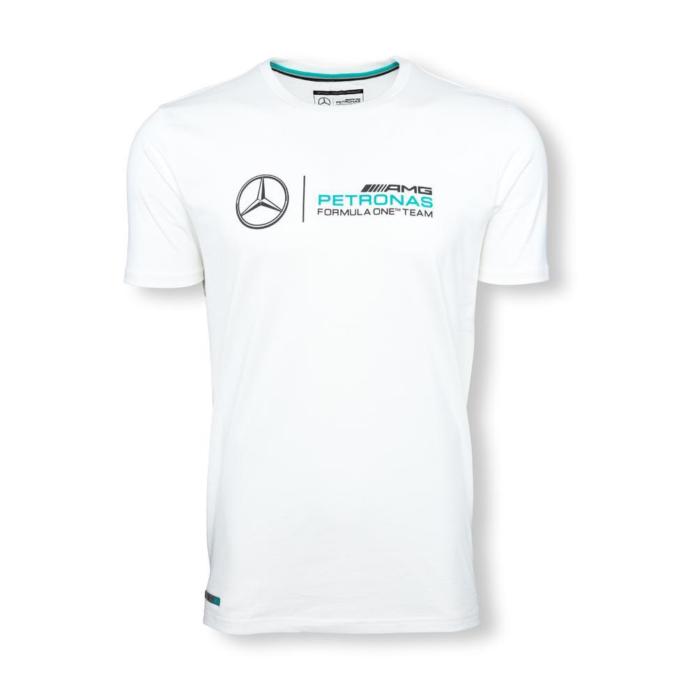 Mercedes Amg Petronas Logo T-Shirt Mens | Motorstore