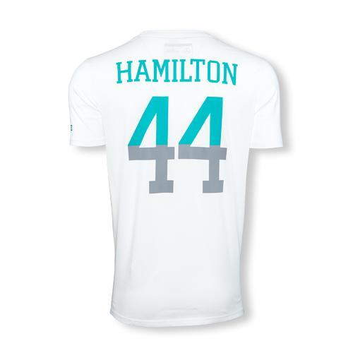 Mercedes Amg Petronas Lewis Hamilton 44 T-Shirt | Motorstore
