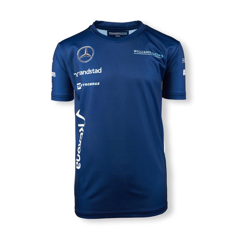 WILLIAMS MARTINI RACING T-SHIRT KIDS | Motorstore F1 Team