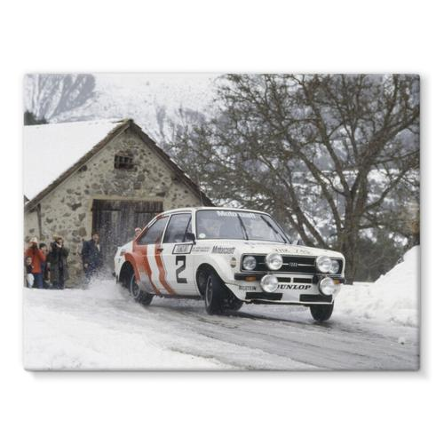 1979 World Rally Championship, Ford Escort RS