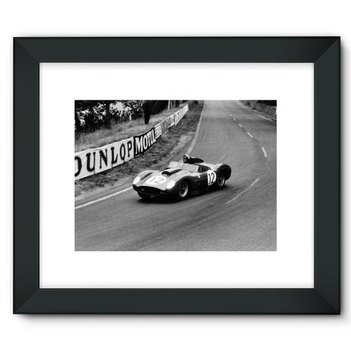 Dan Gurney/Jean Behra, Ferrari 250TR   Black