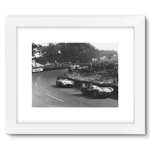 Le Mans, France. 11 - 12 June 1955   White