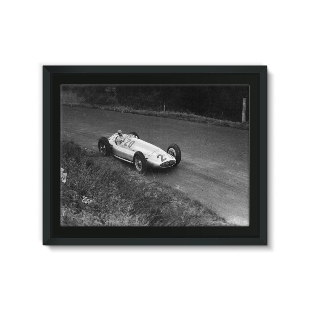 Heinz Brendel, Nurburgring    Motorstore Gallery