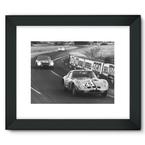 Le Mans, France. 15th - 16th June 1963 | Black