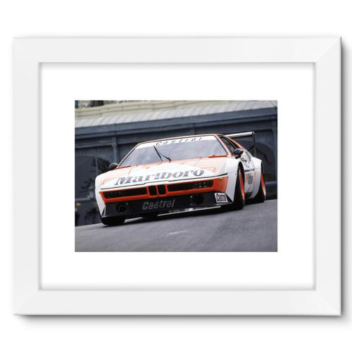 BMW M1, Jo Gartner | White