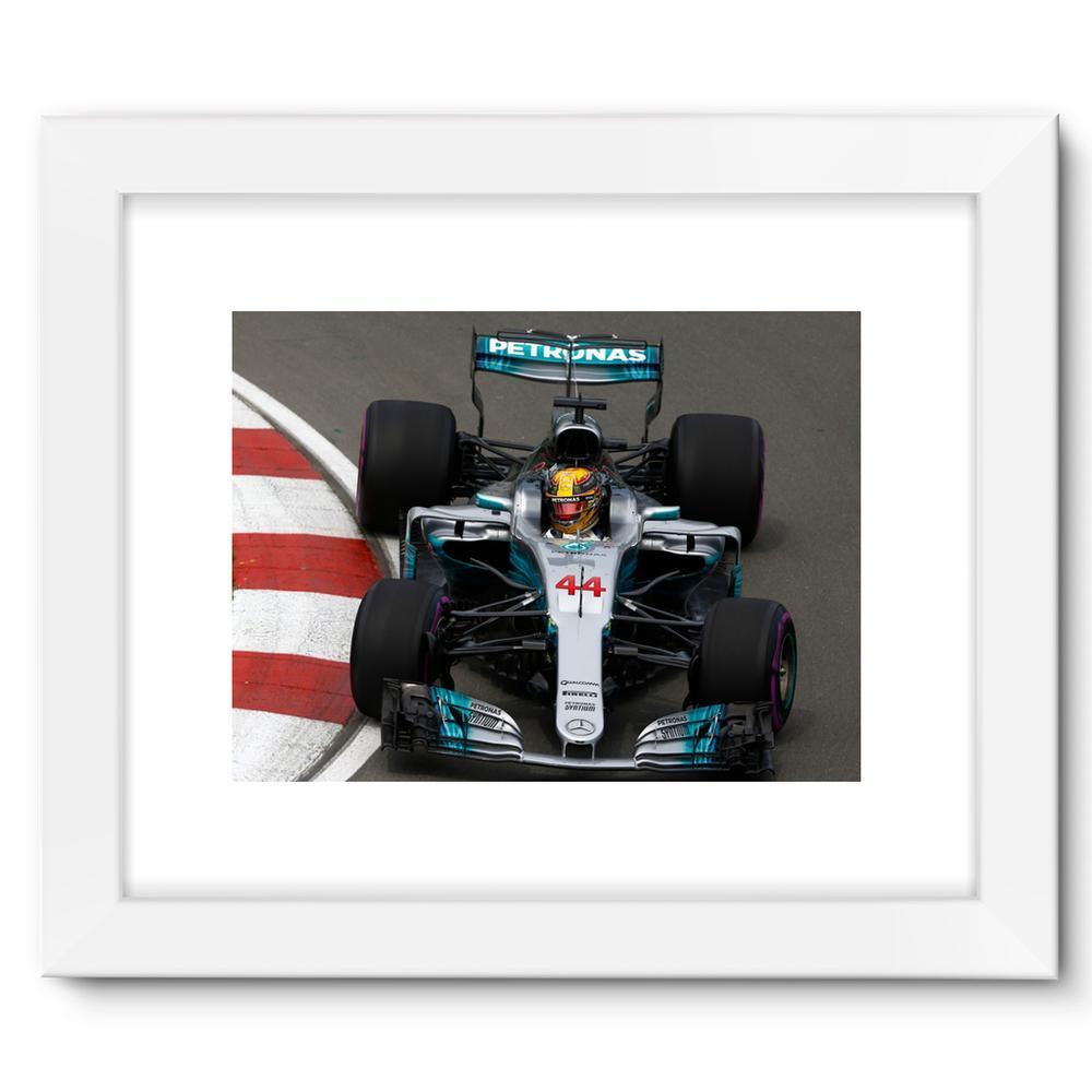 Lewis Hamilton, Mercedes AMG F1 W08 | Motorstore Gallery