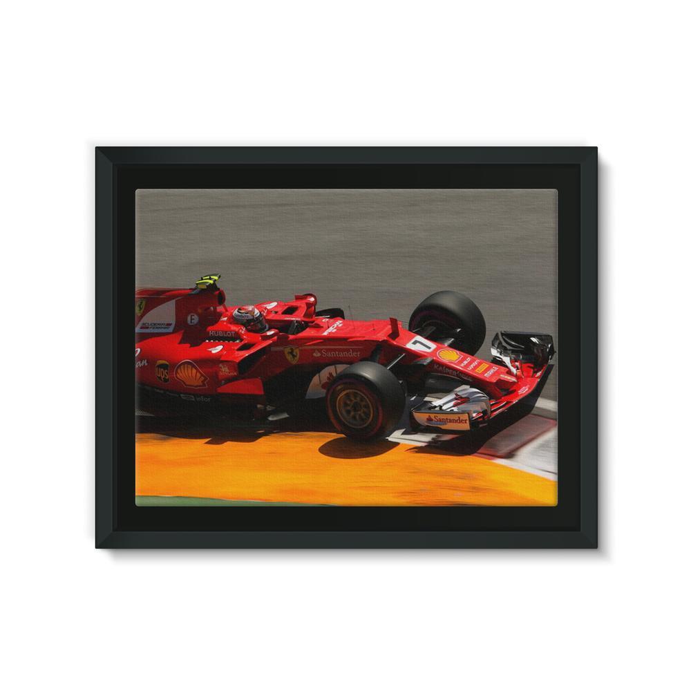 Kimi Raikkonen, Ferrari SF70H  | Motorstore Gallery