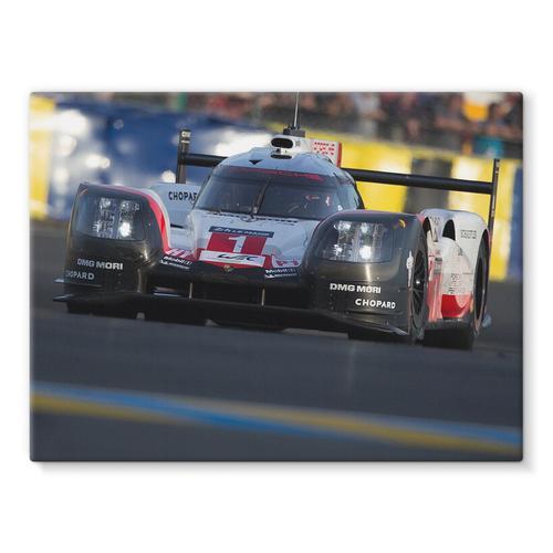 Team Porsche 919 Hybrid